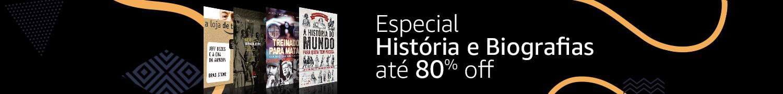 até 50% off em eBooks da Editora Record