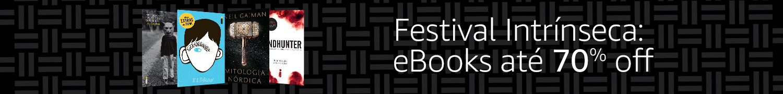 Festival Intrínseca: eBooks até 70% off Compre agora