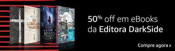 50% off em eBooks da Editora DarkSide