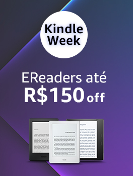 Kindle R$ 80 off na Book Friday