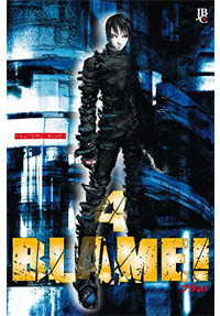 Blame! - Volume 04