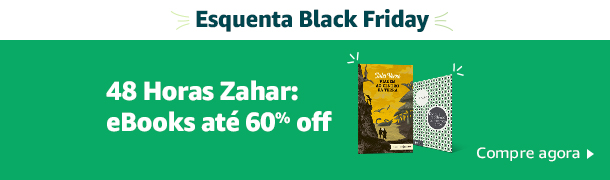 48h Zahar: eBooks até 60% off