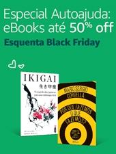 eBooks de Autoajuda até 50% off