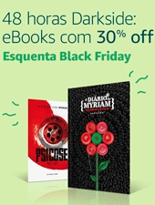 eBooks da Editora DarkSide com 30% off