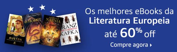 Os melhores eBooks da Literatura Europeia até 60% off. Compre agora