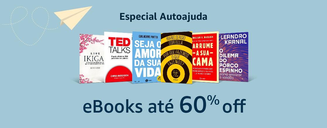 Especial Autoajuda - eBooks até 60% off