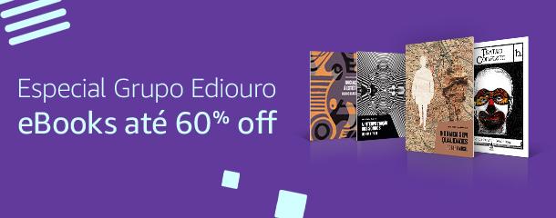 Especial Grupo Ediouro - eBooks até 60% off