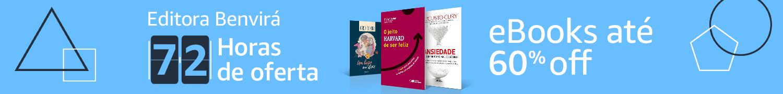 72h de ofertas Editora Benvirá: eBooks até 60% off