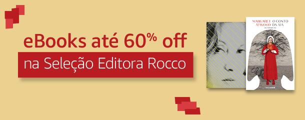 eBooks até 60% off na Seleção Editora Rocco