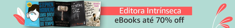 eBooks Intrínseca até 70% off