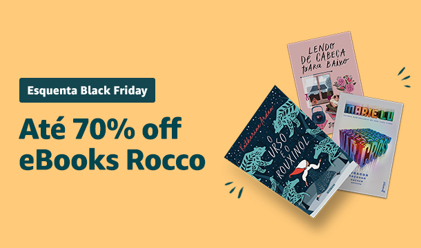 Esquenta Black Friday - eBooks da Editora Rocco até 70% off