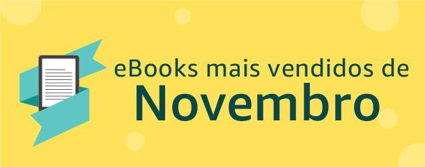 eBooks mais vendidos de Novembro