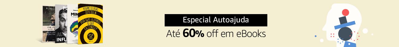 eBooks até 60% off - Especial Autoajuda