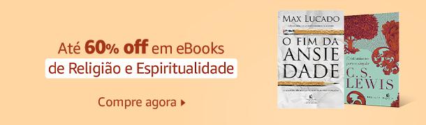 Especial Religião e Espiritualidade: eBooks até 60% off
