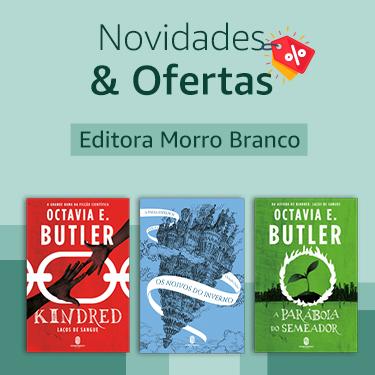 Novidades e Ofertas da Editora Morro Branco