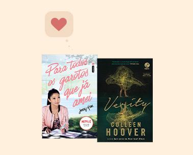 eBooks até 60% off | Especial Romance