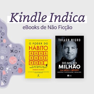 Kindle Indica: eBooks de Não Ficção
