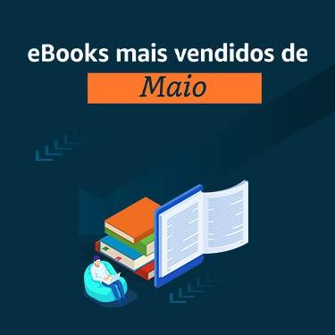 eBooks mais vendidos de Maio