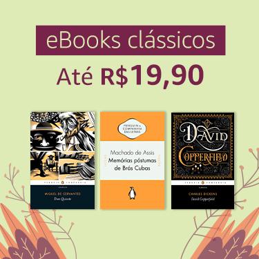 eBooks clássicos até R$19,90