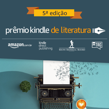 Prêmio Kindle de Literatura - 5ª Edição