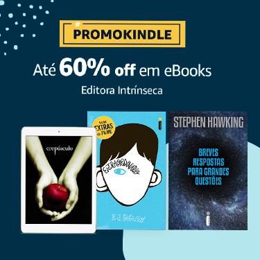 PromoKindle - Até 60% off