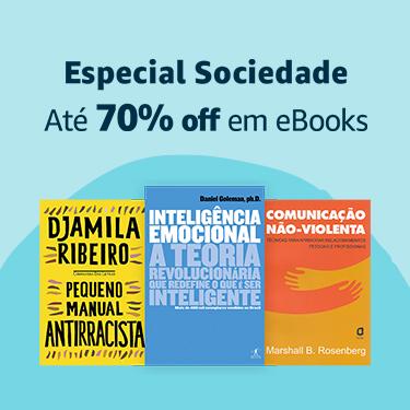 Especial Sociedade - Até 70% off