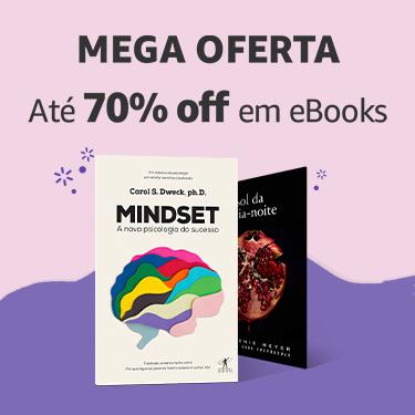 Mega Oferta: Até 70% off em eBooks