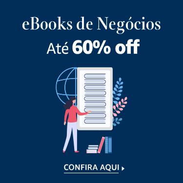 Até 60% off em eBooks de Negócios