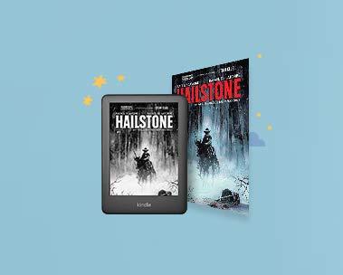 HQ Hailstone - eBook incluído com Prime