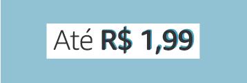 eBooks até R$ 1,99