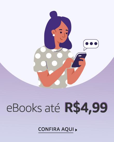 eBooks até R$4,99