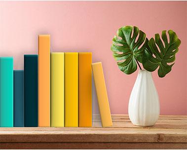 Loja de Livros em oferta