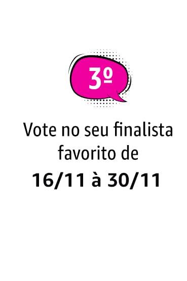 Vote no seu preferido