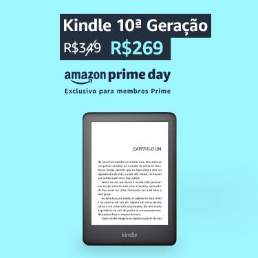 Kindle em promoção