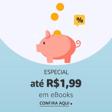 Especial eBooks até R$ 1,99