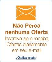 Receba Ofertas por e-mail