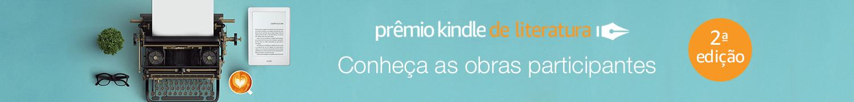 Prêmio Kindle de Literatura. Conheça as obras participantes