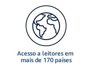 Acesso a leitores em mais de 170 países