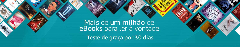 Leia de graça mais de 1 milhão eBooks em Kindle Unlimited. Teste por 30 dias.