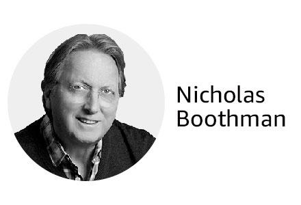 nicholas boothman