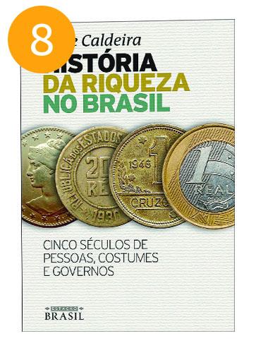 A História da Riqueza no Brasil