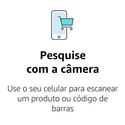 Pesquise com a câmera - Use o seu celular para escanear um produto ou código de barras