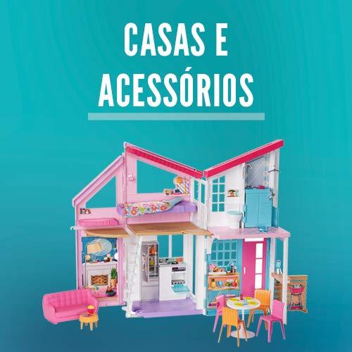 Casas da Barbie