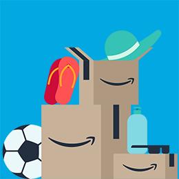 Ofertas elegíveis ao Amazon Prime