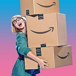 Frete GRÁTIS, rápido e ilimitado com Amazon Prime.