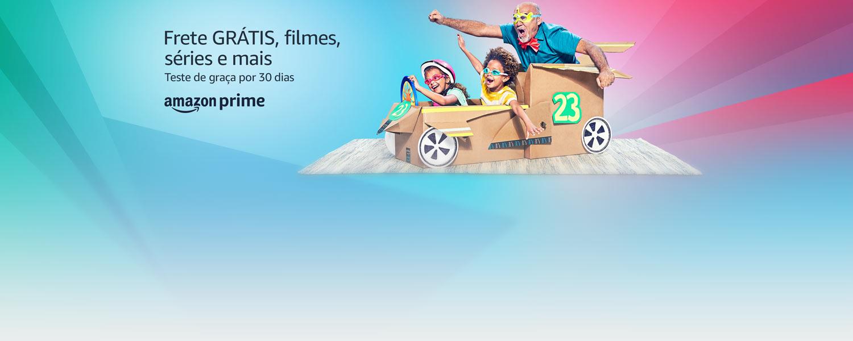 Frete Grátis, Filmes, Séries e mais. Teste de graça por 30 dias
