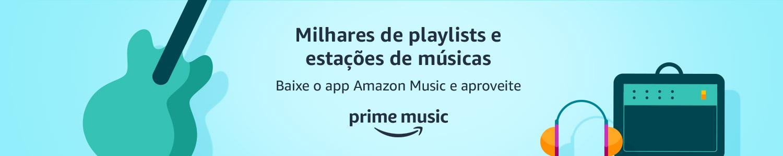 Música em todos os seus dispositivos
