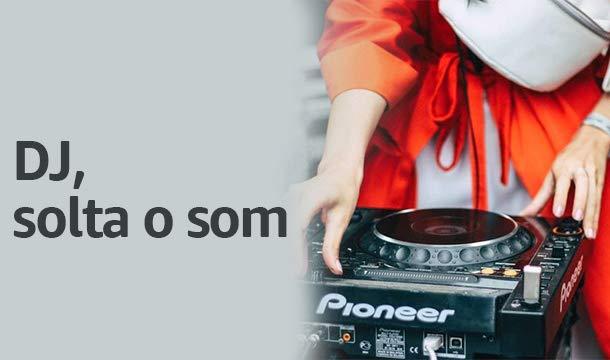 Equipamentos e Acessórios para DJ