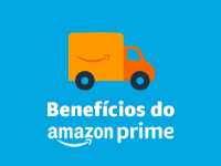 Benefícios Amazon Prime