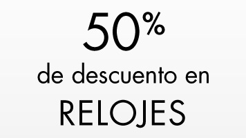 Hasta 50% de descuento